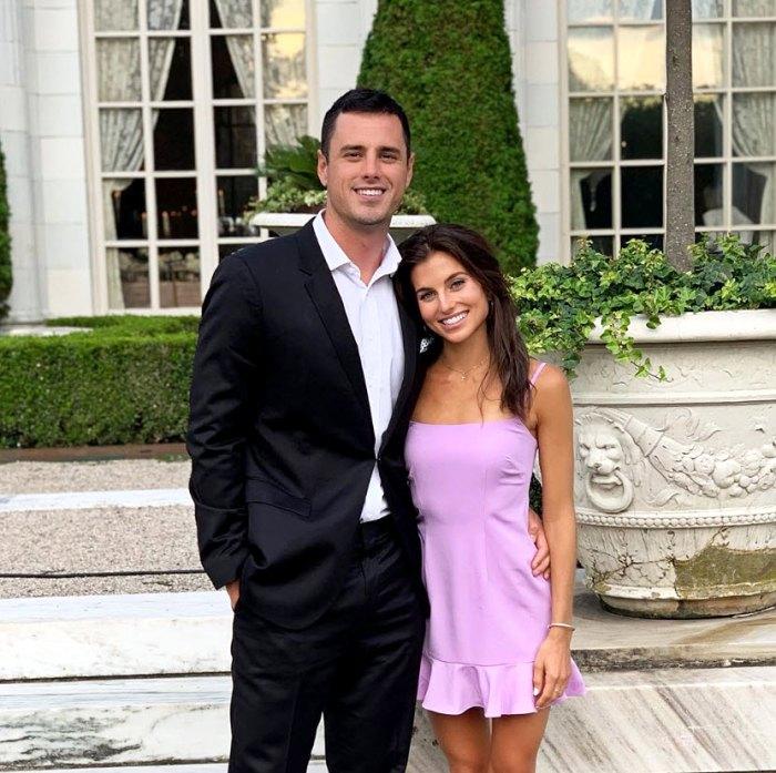 Ben Higgins Teases Future Engagement to Girlfriend Jess Clarke