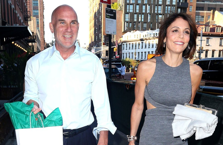 Bethenny Frankel Posts Tribute to Late Boyfriend Dennis Shields on 1st Anniversary of His Death: 'My World Crumbled'