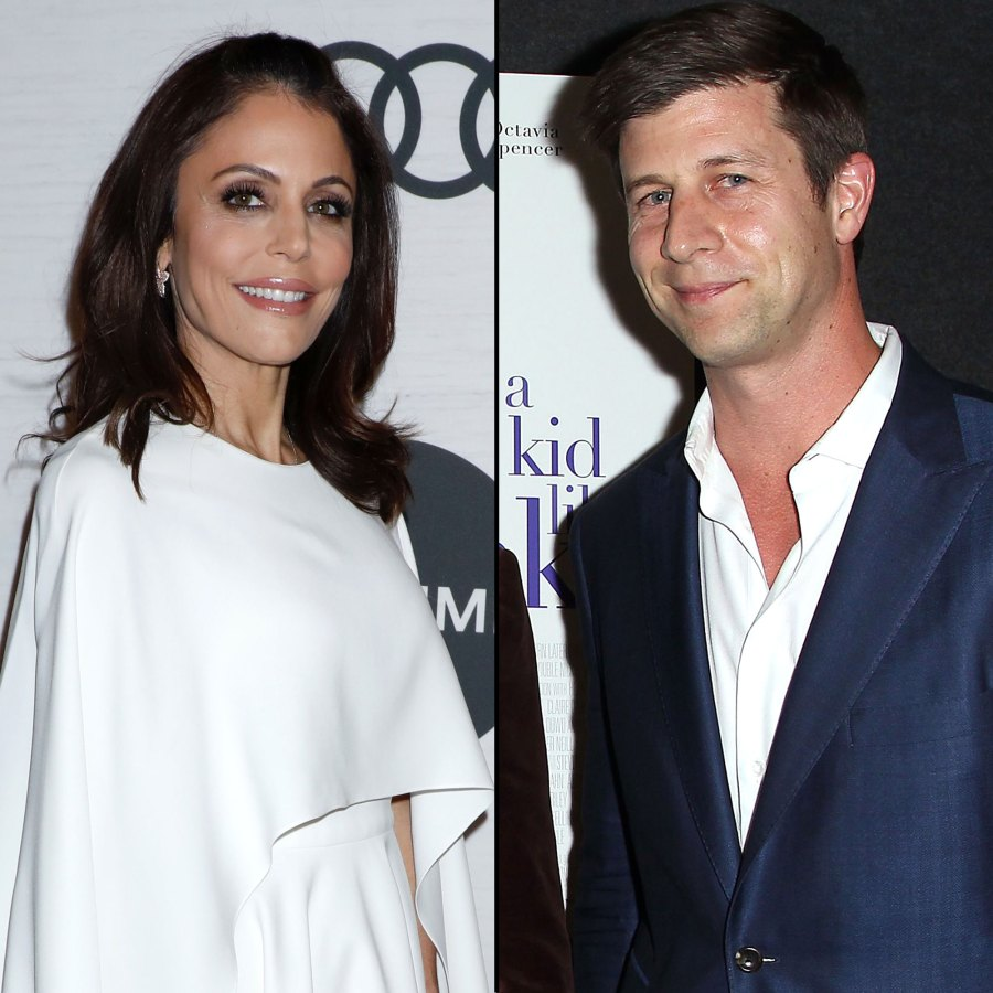 Bethenny Frankel and Paul Bernon Not Married