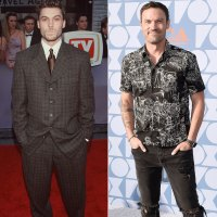 Brian Austin Green BH90210 Then and Now