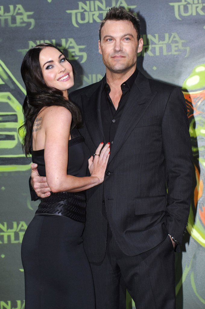 Brian Austin Green Initially Turned Down Wife Megan Fox
