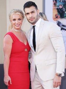 Britney Spears Sam Ashgari