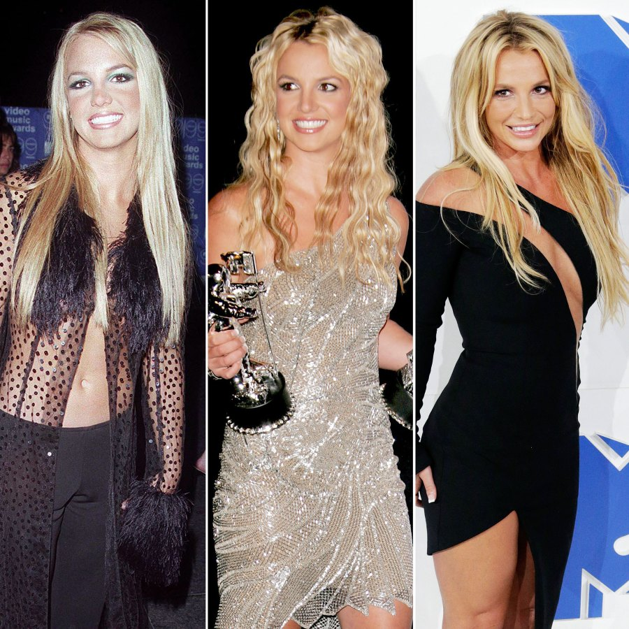 Britney Spears Best and Worst VMA Looks