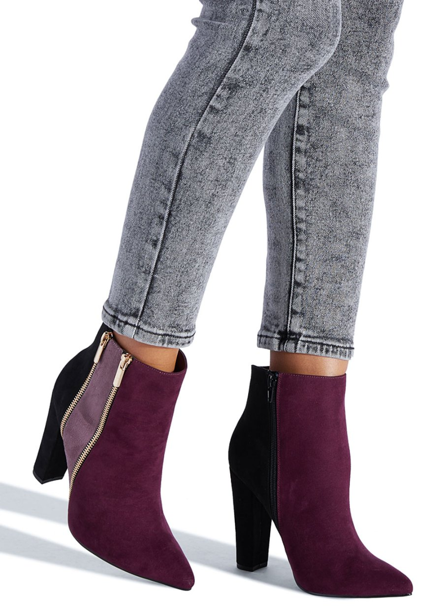 Brittany Cartwright x ShoeDazzle Boot Collection - The Diane