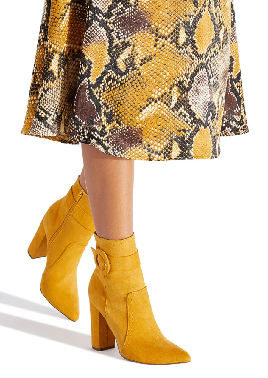 Brittany Cartwright x ShoeDazzle Boot Collection - The Crema