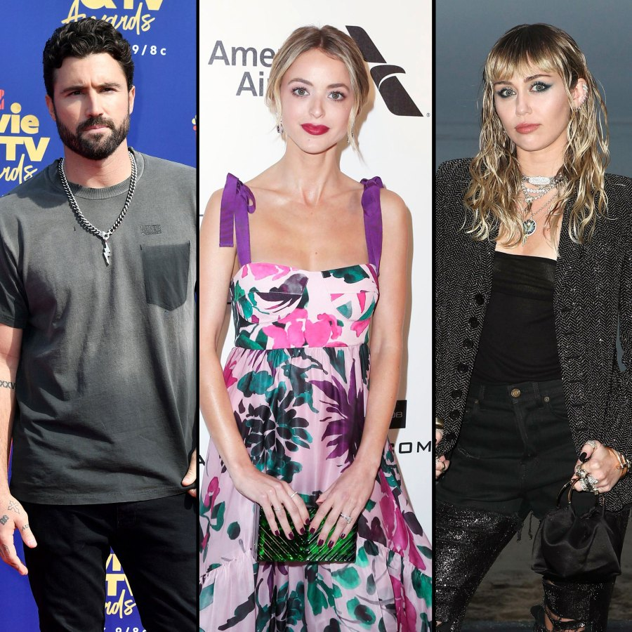 Brody Jenner's Mom Shows Support Amid Kaitlynn Carter, Miley Cyrus