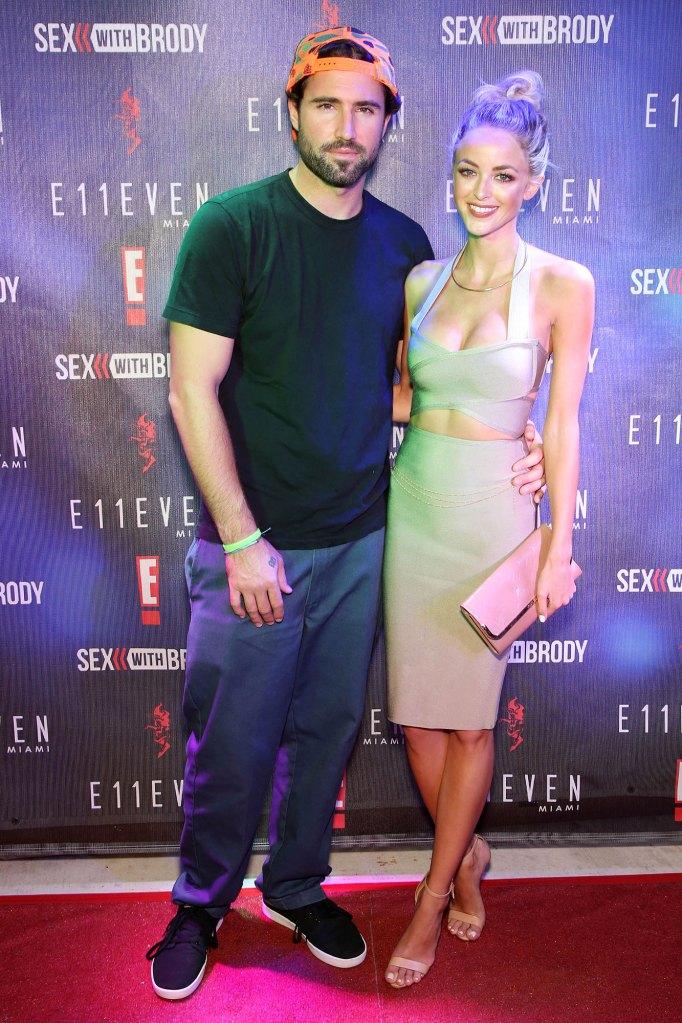 Brody Jenner, Kaitlyn Carter Split