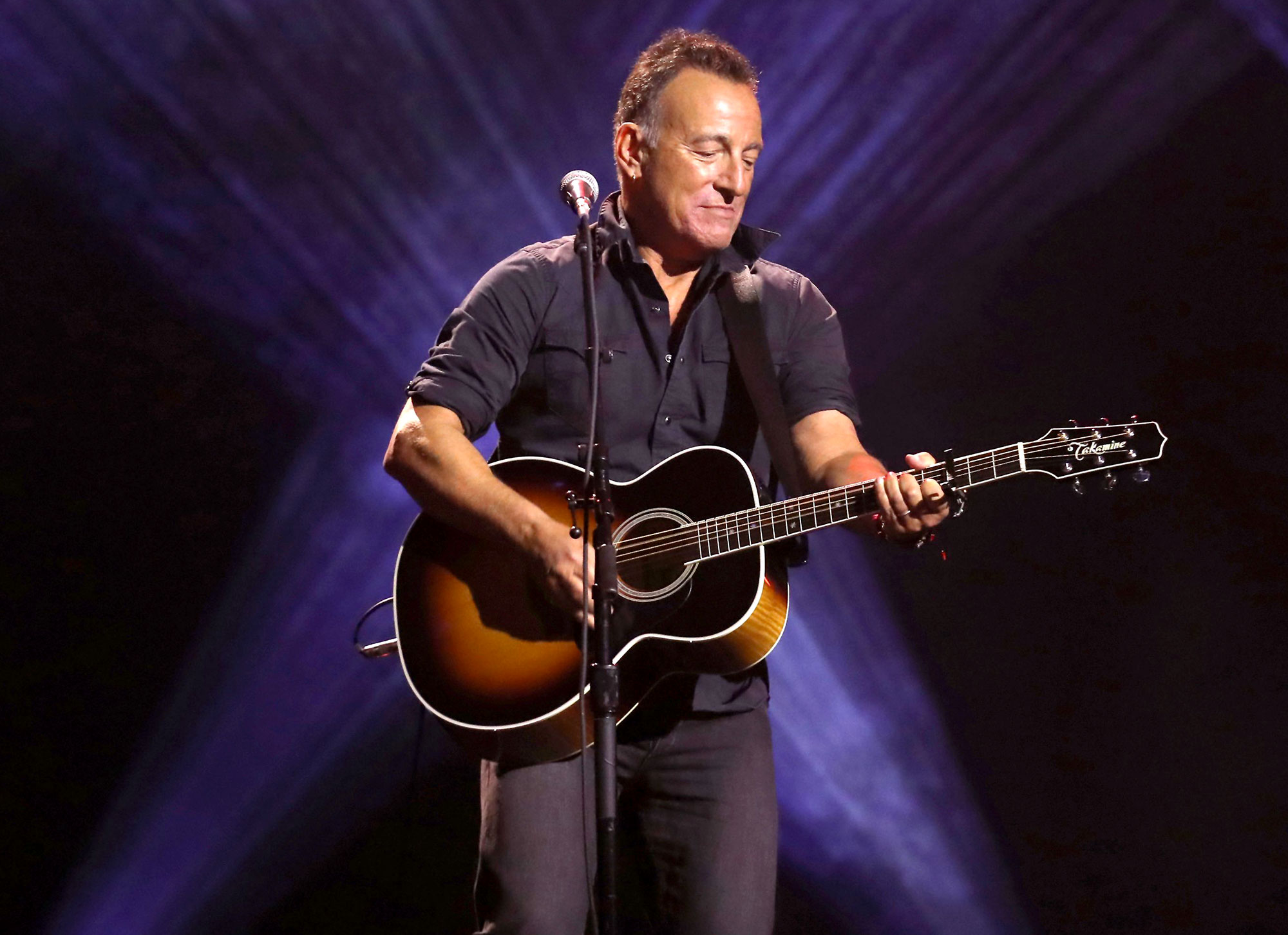 How Bruce Springsteen Reacted To Blinded By The Light