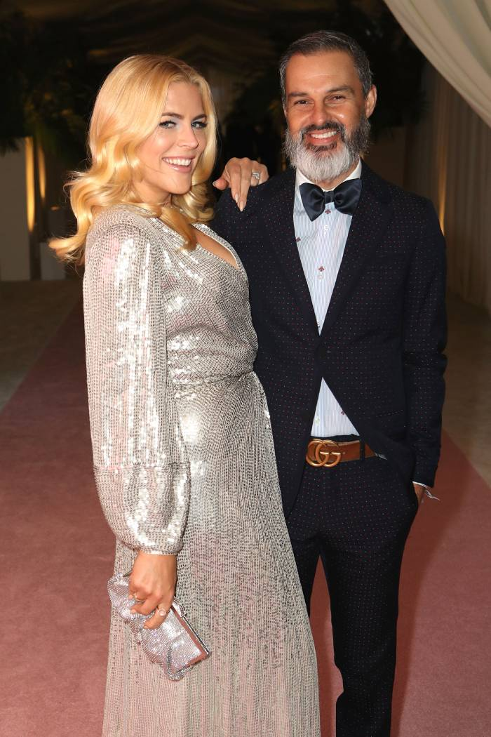 Busy Philipps Parenting With Marc Silverstein Can Be Tricky