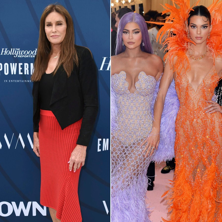 Caitlyn Jenner Accidentally Wishes Daughter Kylie Jenner Happy Birthday With a Photo of Kendall Jenner