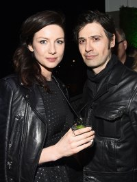 Caitriona Balfe and Tony McGill Wedding