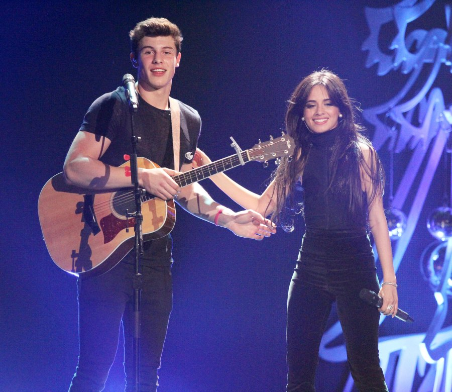 Camila Cabello and Shawn Mendes Nervous MTV VMA
