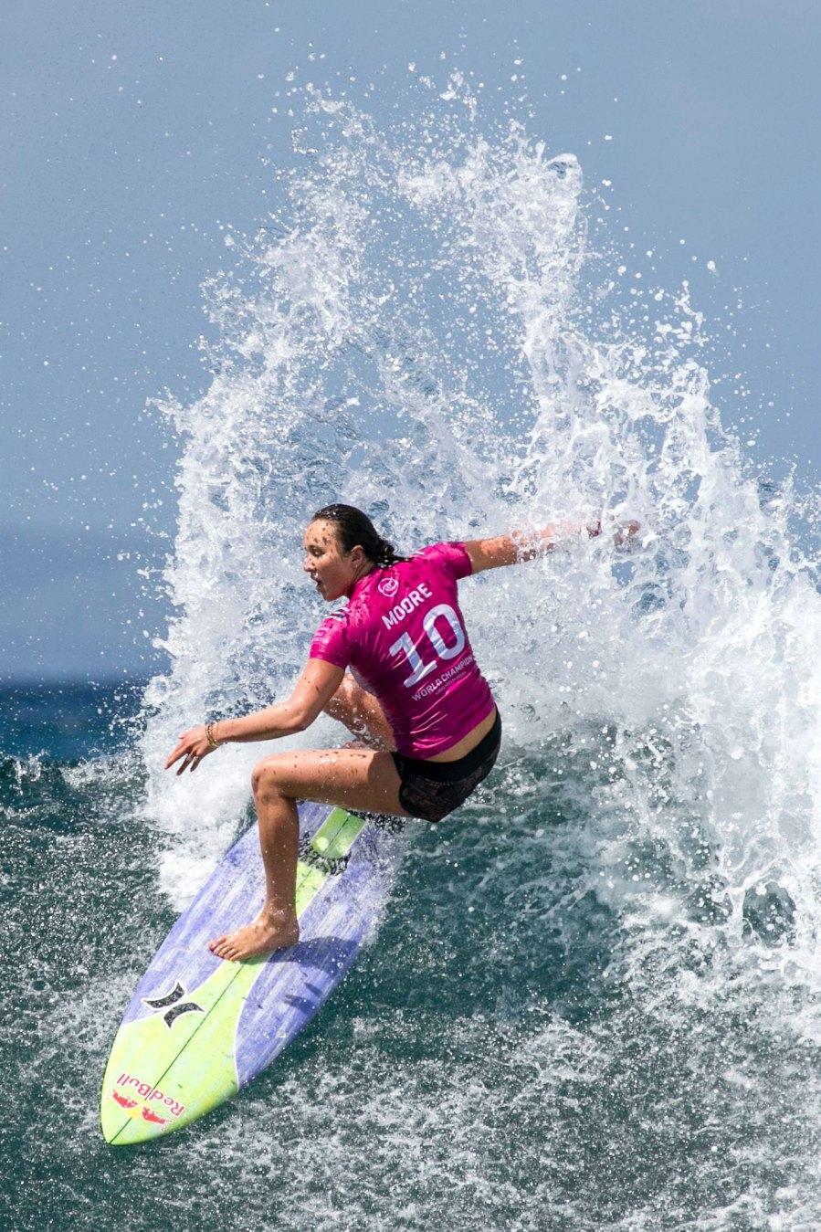Carissa Moore Team USA Competing at Tokyo Olympics 2020