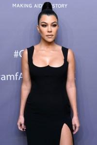 Celeb Moms Clap Back at the Parenting Police Kourtney Kardashian