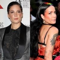 Celebrity Hair Changes Halsey