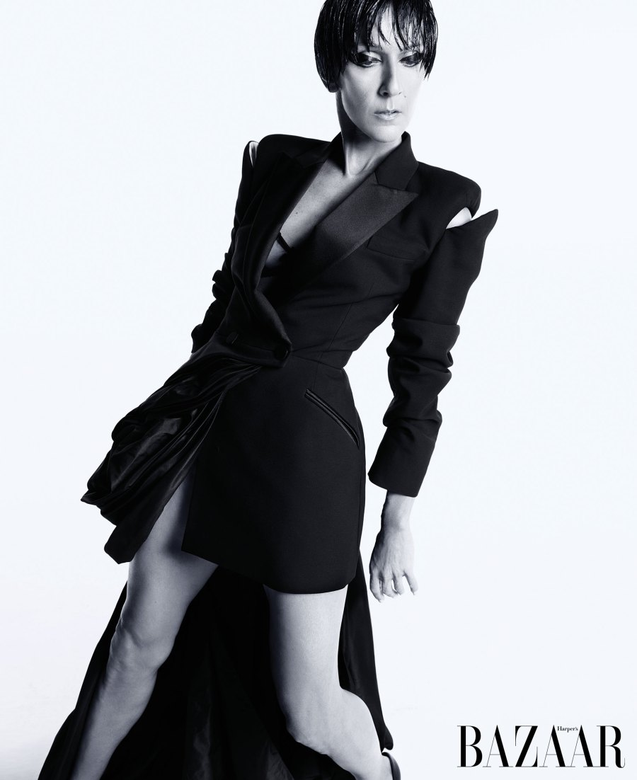 Celine Dion Bowl Cut Wig