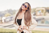 Chrissy Teigen x Quay Sunglasses