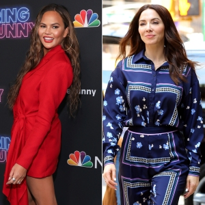 Chrissy Teigen and Whitney Cummings Have Hilarious Convo
