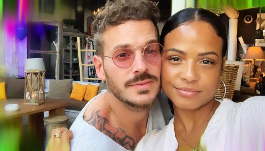 Christina Milian and Matt Pokora Milian Reveals Sex of Baby Matt Pokora