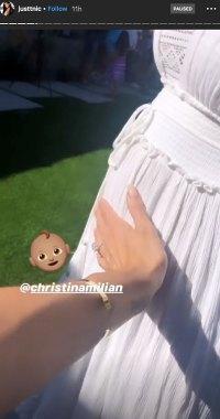 Christina Milian and Matt Pokora Milian Reveals Sex of Baby Matt Pokora