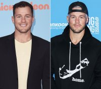 Colton Underwood Hair Change Brown to White