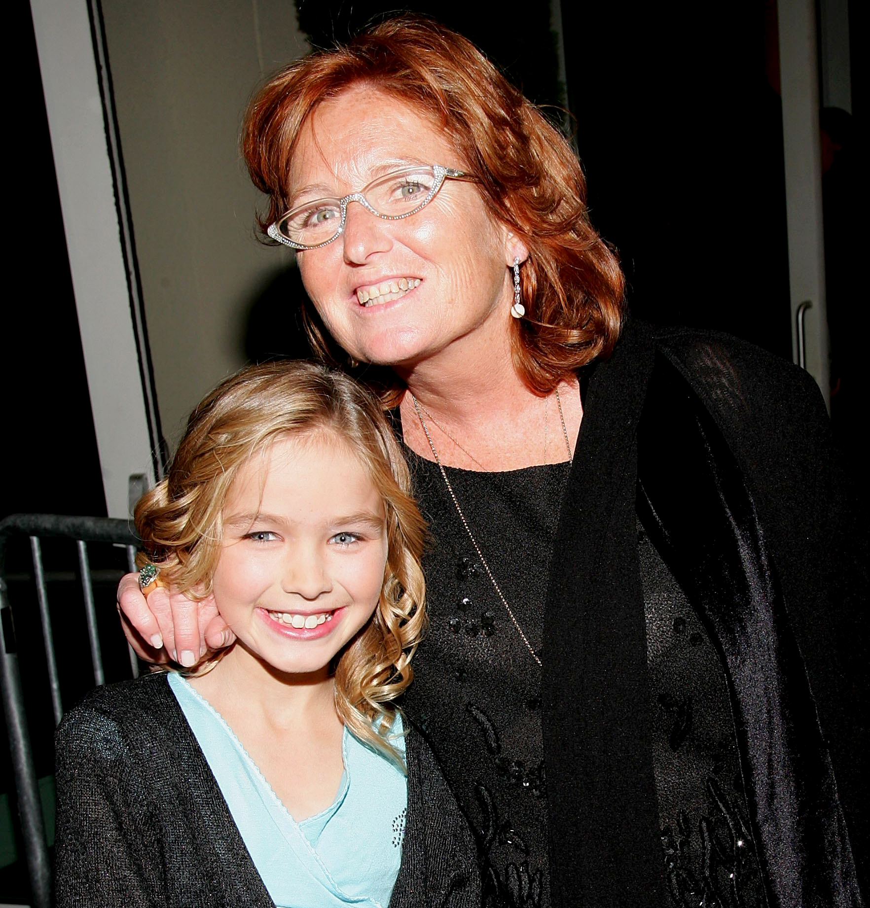 Courtney-Kennedy-Hill-and-daughter-Saoirse-Kennedy-Hill