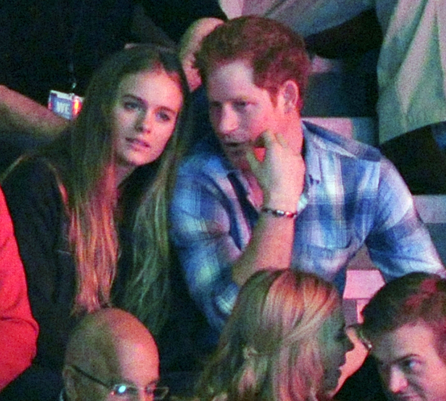 Prince Harry's Ex Cressida Bonas Engaged To Harry Wentworth-Stanley