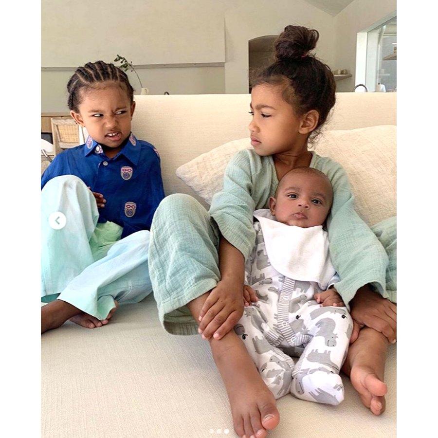 Cutest Kardashian Kids Moments all the sass
