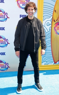 David Dobrik Teen Choice Awards 2019