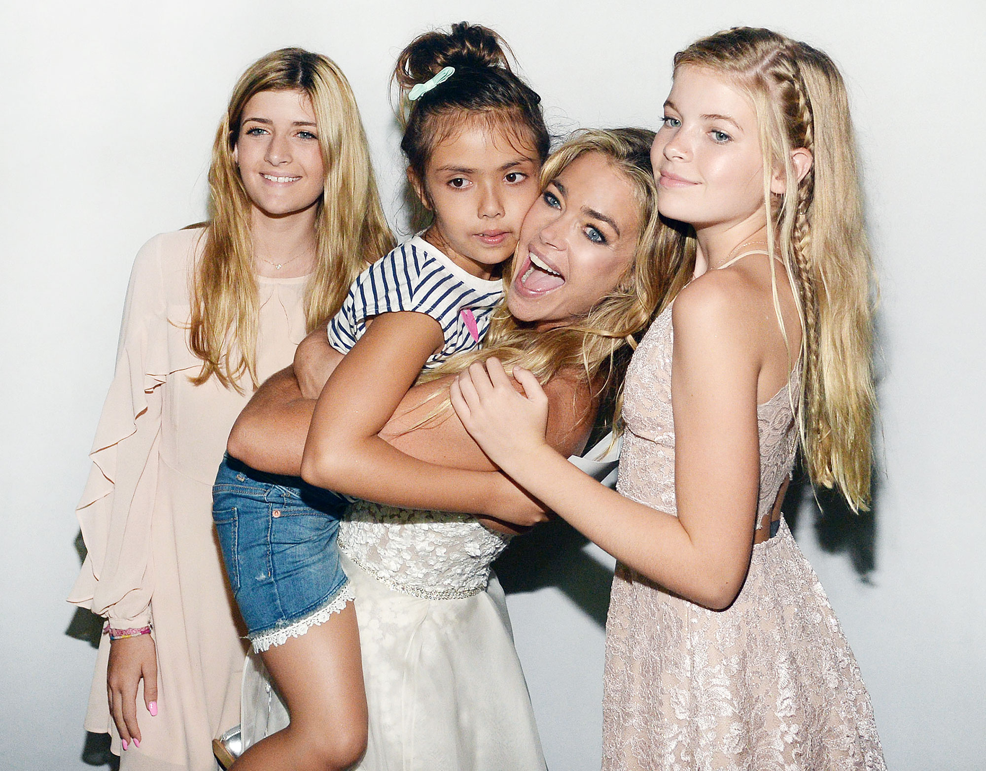 Denise Richards Honest With Daughters Told Them About Playboy Spread