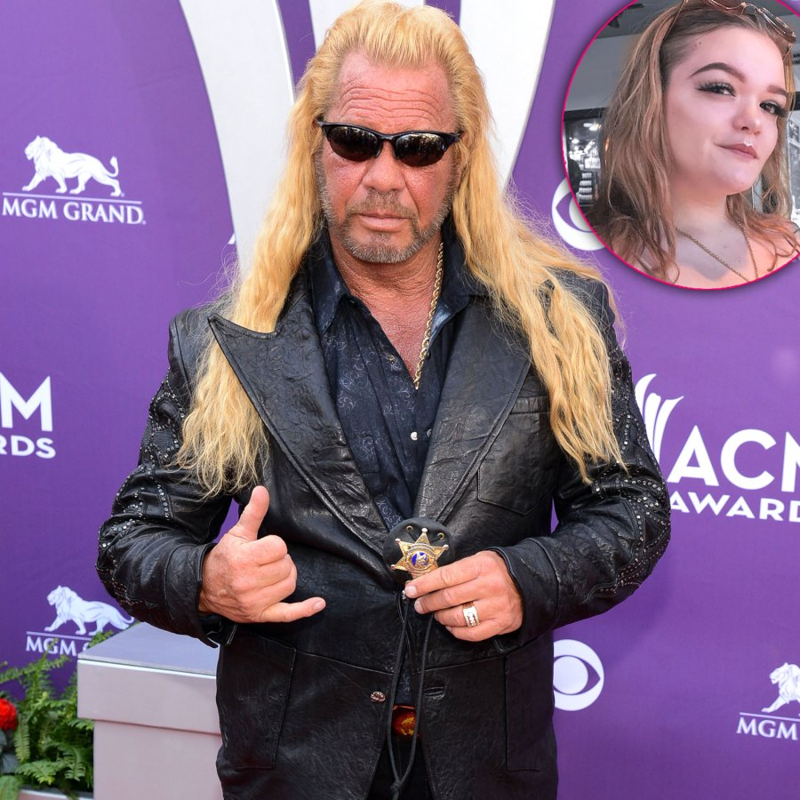 Dog the Bounty Hunter's Daughter Bonnie Slams Rumors He Went on a Date Weeks After Wife Beth Chapman's Death