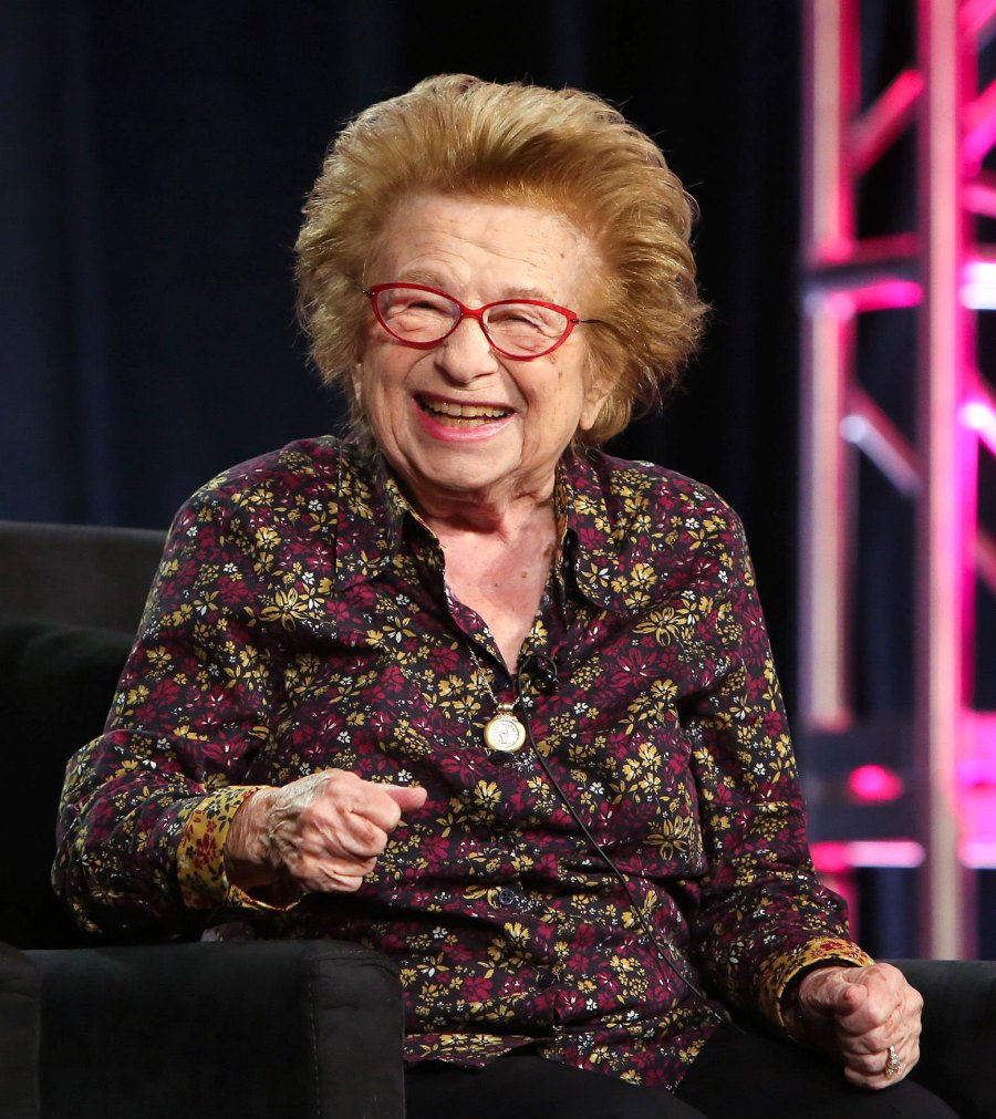 Dr. Ruth Reveals the No. 1 Sex Question She Gets
