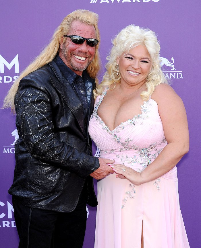 Duane Chapman Beth Chapman Dog the Bounty Hunter Vows to Never Marry Again