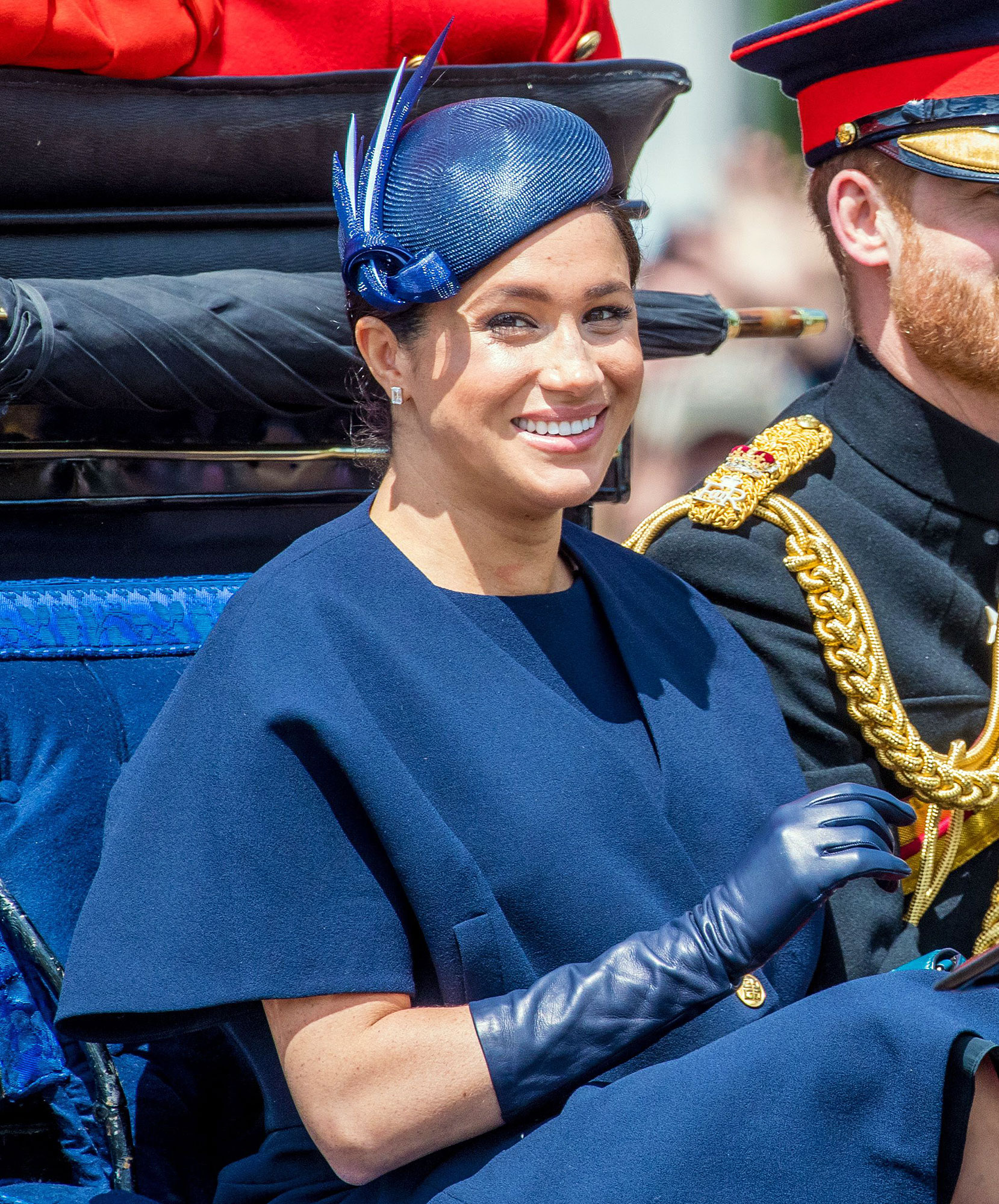 Duchess Meghan Celebrates 38th Birthday With Meaningful Carrot Cake