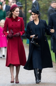 Duchess Meghan Feels High Standard Set by Kate