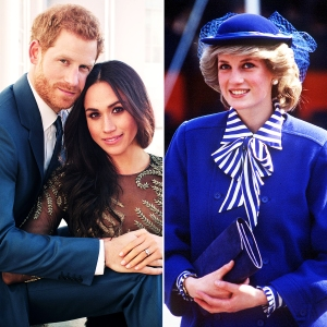 Duchess Meghan and Prince Harry Pay Homage to Late Princess Diana