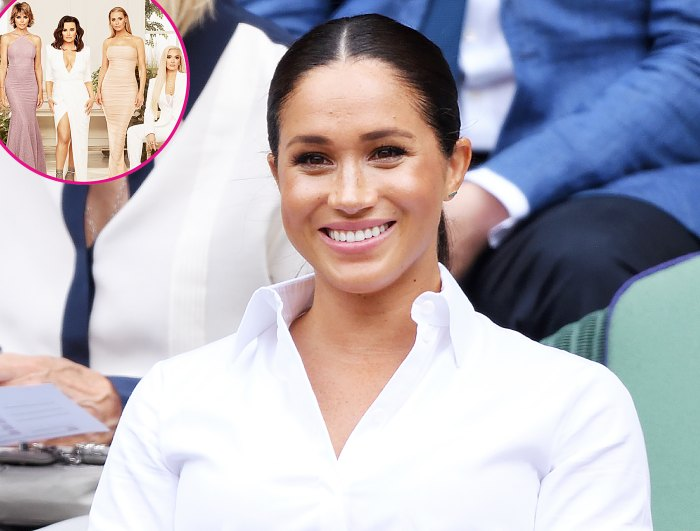 Duchess Meghan Says Her Guilty Pleasure Is The Real Housewives of Beverly Hills