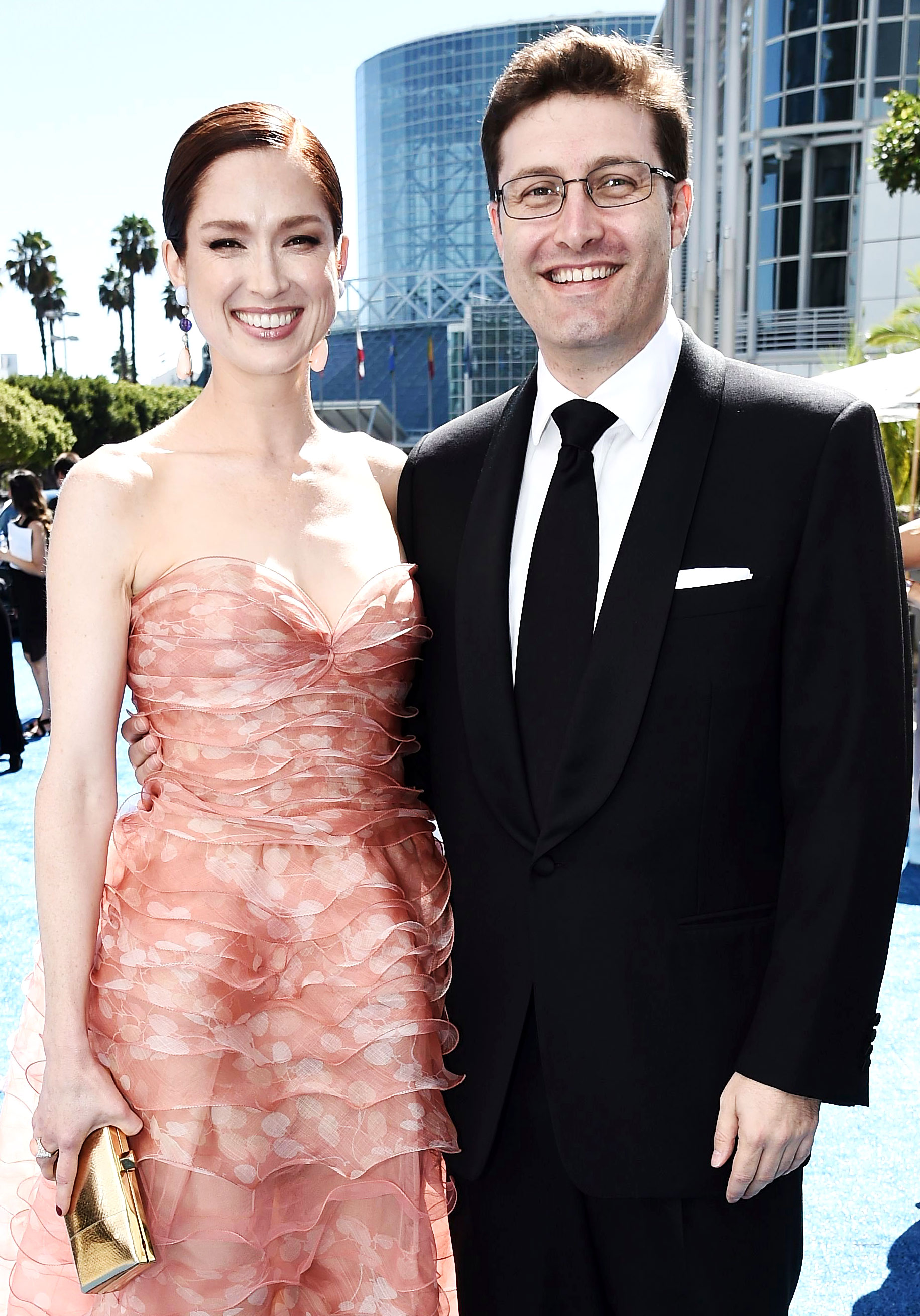 Ellie Kemper Gives Birth To 2nd Child With Husband Michael