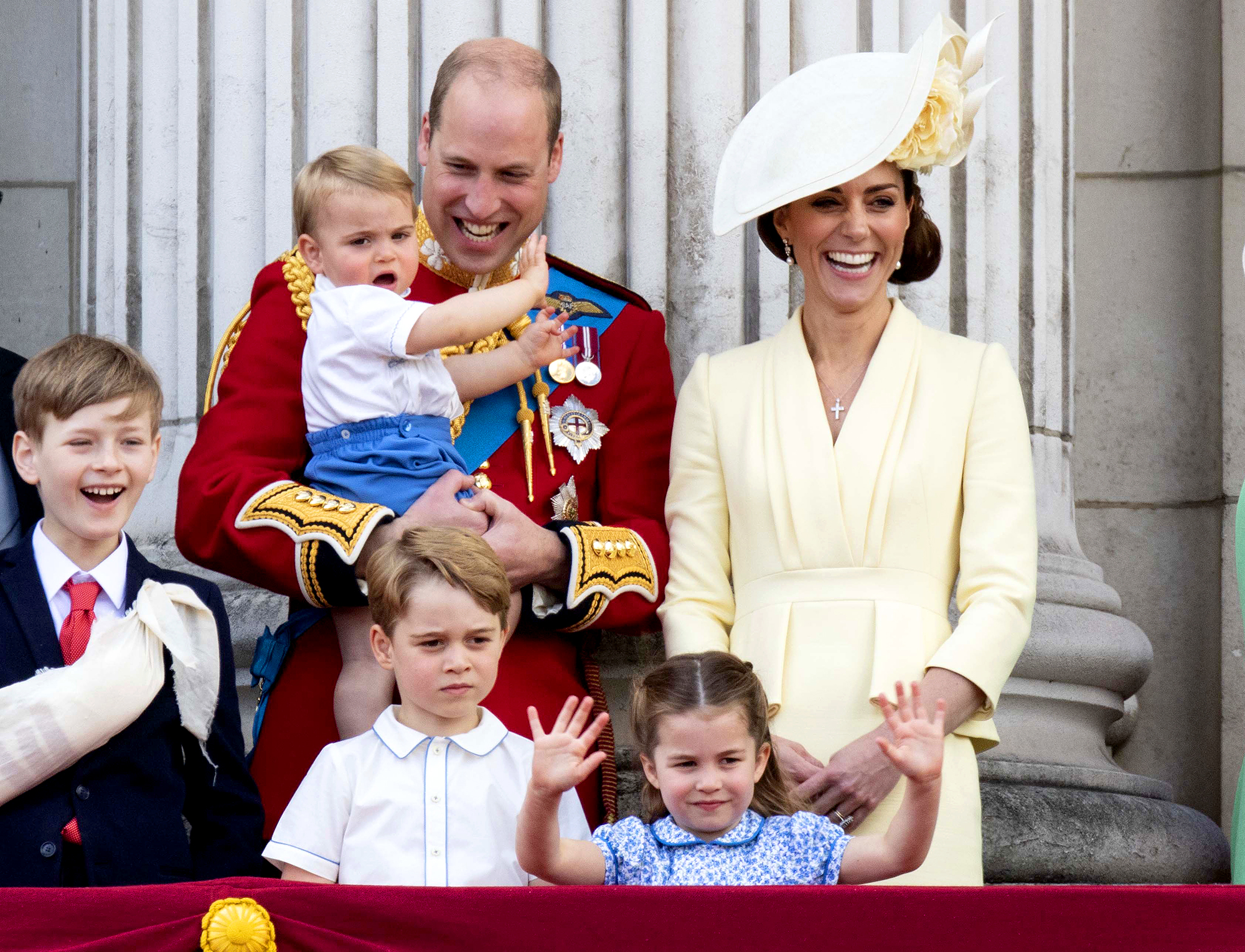Every-Time-Prince-George-And-Princess-Charlotte-Embarrassed-Their-Parents