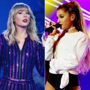 Taylor Swift Ariana Grande Everything You Need to Know MTV VMAs 2019