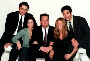 Friends Cast 1998