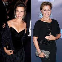 Gabrielle Carteris BH90210 Then and Now