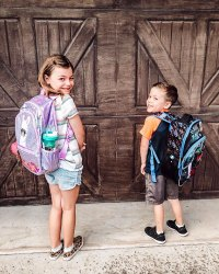 Back to School Pics London Smith Lincoln Smith