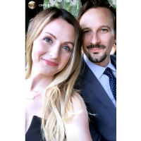 Bachelor Nation Guests Ashley Iaconetti Jared Haibon Wedding
