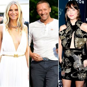 Gwyneth Paltrow Pushed Chris Martin Reconcile With Dakota Johnson