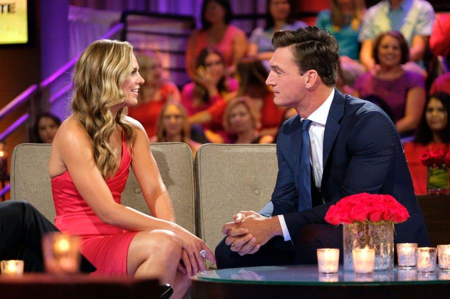 Bachelorette Final Hannah Brown and Tyler Cameron