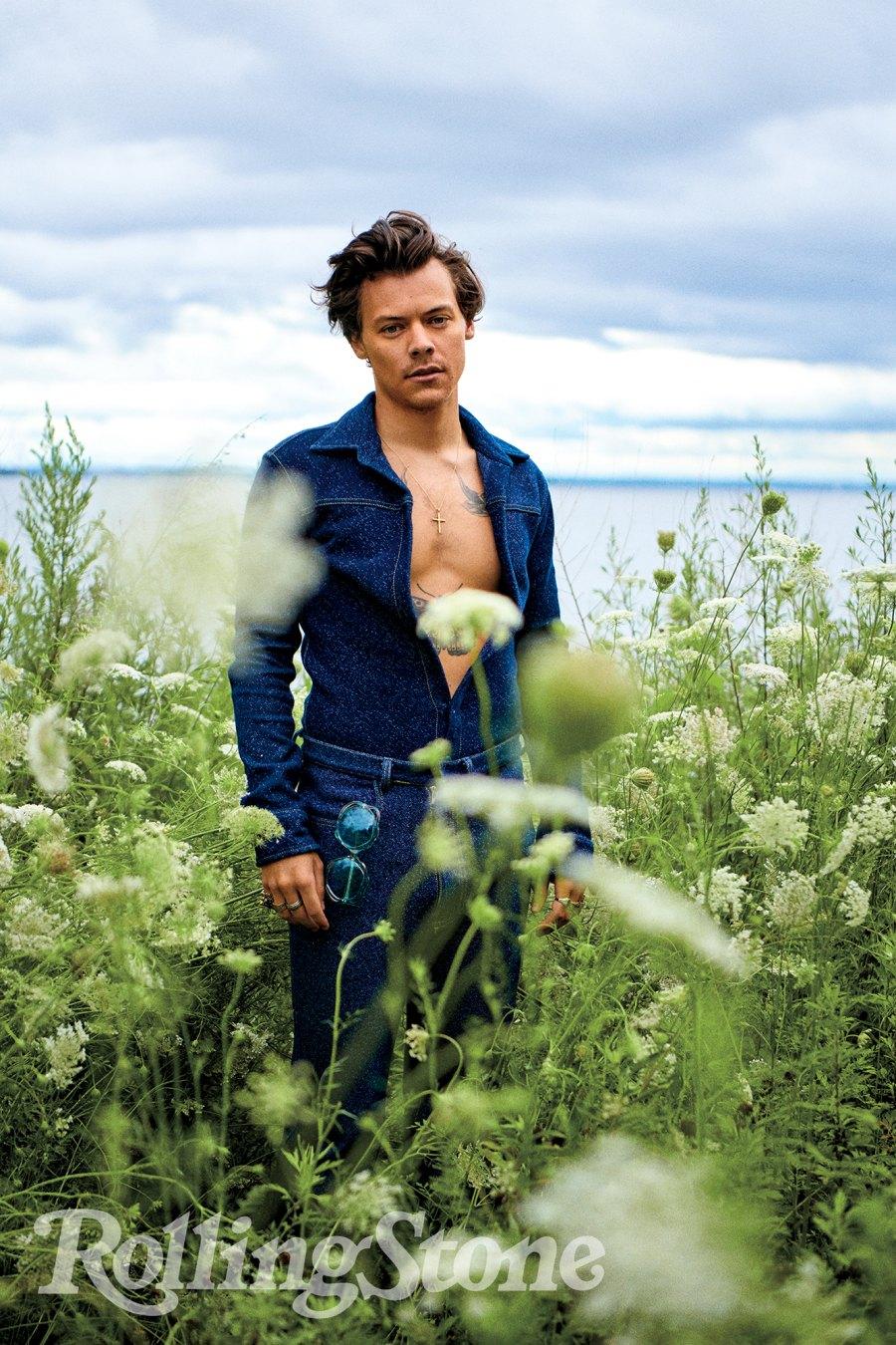 Harry Styles Revelations Rolling Stone