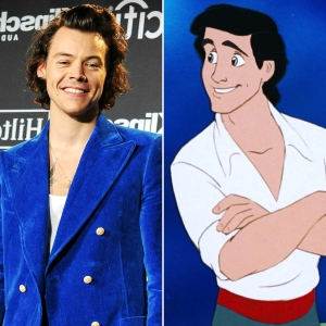 Harry Styles Turns Down Little Mermaid Role as Prince Eric