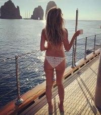 Heidi Klum Bikini Instagram August 19, 2019