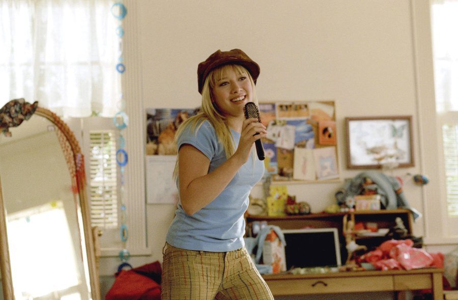 Hilary Duff Returning as Lizzie McGuire